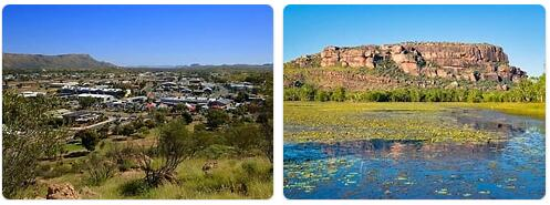 Northern Australia Attractions