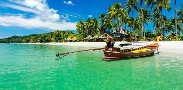 Best travel time for Southeast Thailand