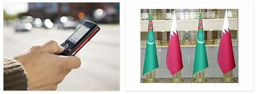 Turkmenistan Telephone