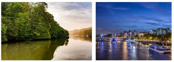 United Kingdom Rivers
