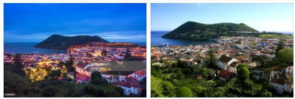 Angra do Heroísmo on Terceira (World Heritage)