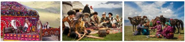 Cultural trips in Central Asia