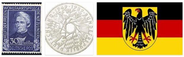 Federal Republic of Germany 1950–1989