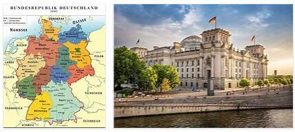 German Language Distribution Part II